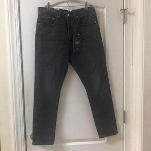Levi's Premium Skinny Black 501 Jeans 30